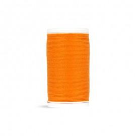 Fil à coudre Laser Cordonnet - mandarine - 50m