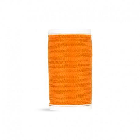 Polyester Cord Laser Sewing Thread - mandarin - 50m