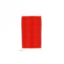 Polyester Cord Laser Sewing Thread - red - 50m