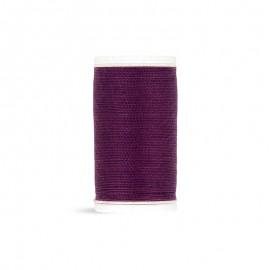 Fil à coudre Laser Cordonnet - violet - 50m
