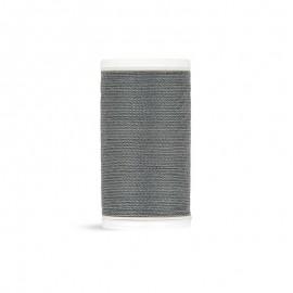 Fil à coudre Laser Cordonnet - gris - 50m