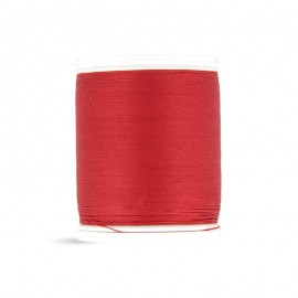 Coton sewing thread 400 m - red