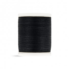 Cotton sewing thread 400 m - black