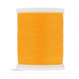 Fil à coudre Laser tous tissus - mandarine - 500m