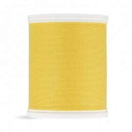 Fil à coudre Laser tous tissus - jaune - 500m