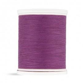 Fil à coudre Laser tous tissus - violet - 500m