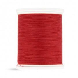 Fil à coudre Laser tous tissus - rouge - 500m