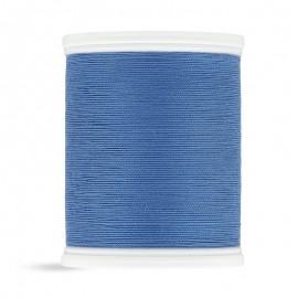 Fil à coudre Laser tous tissus - bleu - 500m