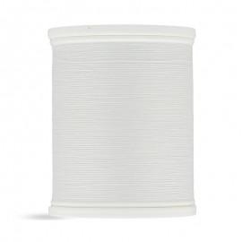 Fil à coudre Laser tous tissus - blanc - 500m