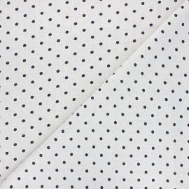 Linen and viscose fabric - natural Mathilda x 10 cm