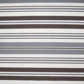 Canvas Fabric - Matelas Anthracite Grey x 10cm