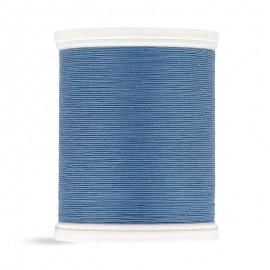 Fil à coudre Laser tous tissus - bleu houle - 500m