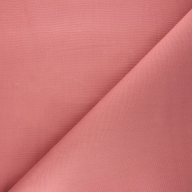 Plain playa outdoor canvas fabric - old pink x 10cm