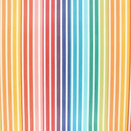 Tissu toile extérieur enduit Sunny Fréjus - multicolore x 10cm