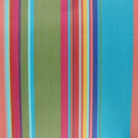 Coated sunny outdoor canvas fabric - topaze Calvi x 10cm