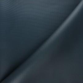Tissu toile polyester imperméable - bleu pétrole x 10cm