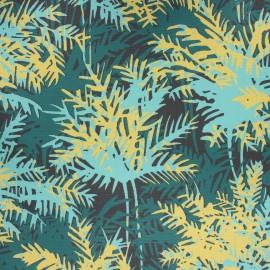 Tissu toile transat Dralon® Canope - vert x 10cm