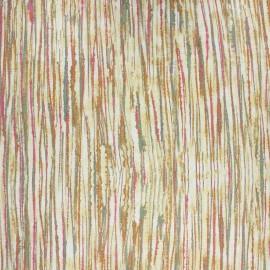 Tissu toile transat Dralon® Liane - beige x 10cm