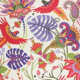 Dralon® outdoor canvas fabric - cream Palma x 10cm