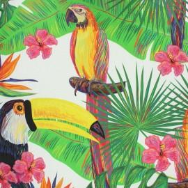 Dralon® outdoor canvas fabric - raw Kourou x 10cm