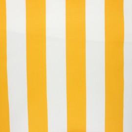 Playa outdoor canvas fabric - yellow Riviera x 10cm