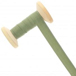 15 mm Seam Binding Ribbon Roll - Khaki
