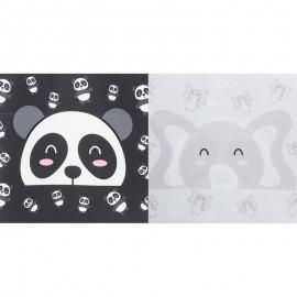 Tissu tritex masque - Cuty animals