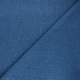 Jeans fabric - indigo Vogua x 10cm