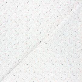 Jersey fabric - pink Simia x 10cm
