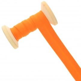20 mm Jersey Bias Binding Roll - Orange