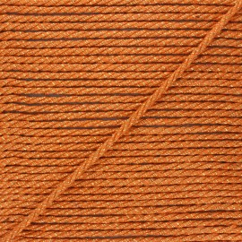 Corde de jute Cora 5 mm - orange x 1m