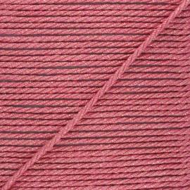 5mm jute cord - pink Cora x 1m