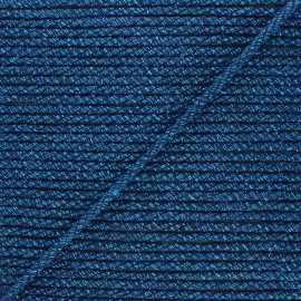 5mm jute cord - navy blue Cora x 1m
