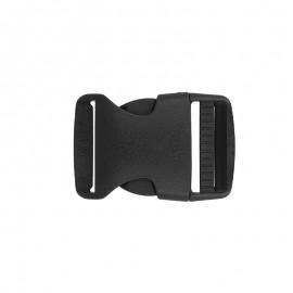 Plastic clip buckle - black