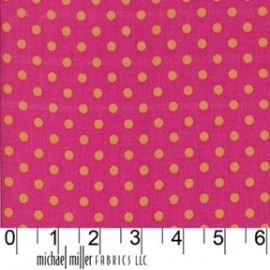 Fabric Dumb Dot Sorbet x 10cm