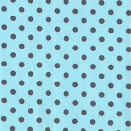 Fabric Dumb Dot Sea x 10cm