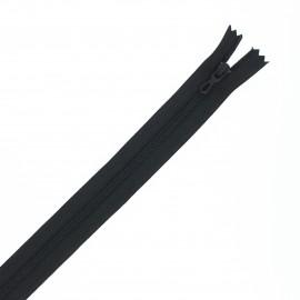 Fermeture Eclair® recyclée non-séparable - noir