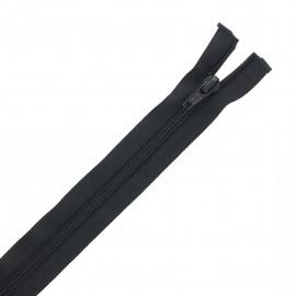 Fermeture Eclair® recyclée séparable nylon - noir