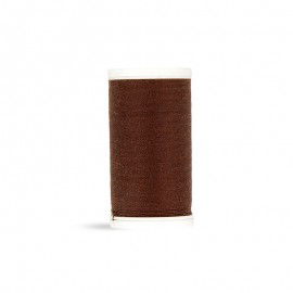 Polyester Laser sewing thread - brown - 100m