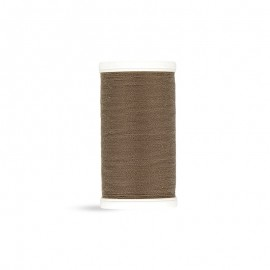 Polyester Laser sewing thread - ashy taupe - 100m
