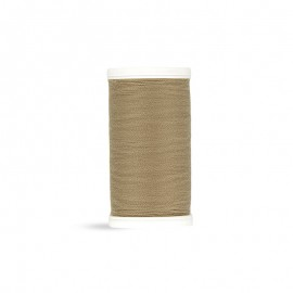 Polyester Laser sewing thread - chamois - 100m