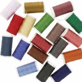 Sachet de 10 bobines de fil Coats Duets (coloris aléatoire)
