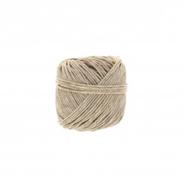 1mm hemp cord - natural