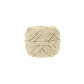 2mm hemp cord - natural