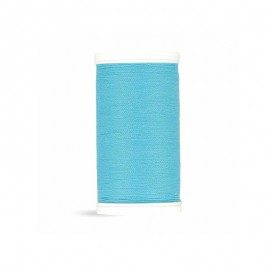 Polyester Laser sewing thread - light turquoise blue - 100m