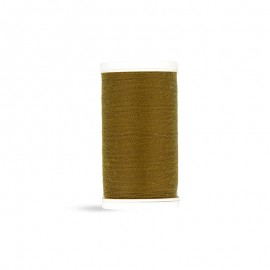 Polyester Laser sewing thread - bronze - 100m