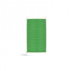 Fil à coudre Laser polyester - vert - 100m
