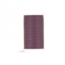 Polyester Laser sewing thread - bishop's purple - 100m
