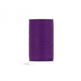 Polyester Laser sewing thread - purple - 100m