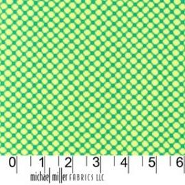 Tissu Cora Green x 10cm